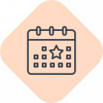 Intelligently plan to-dos and events in calendar